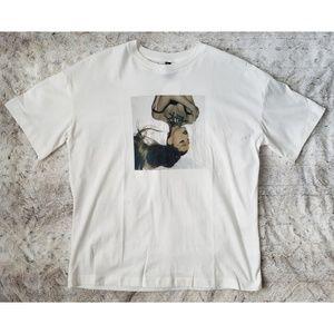 Ariana Grande Thank U, Next Album Shirt H&M